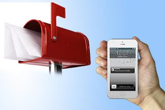 A Connected Mailbox - Bluetooth based Connectivity Solutions