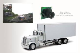 Video surveillance solutions for automotive Industry